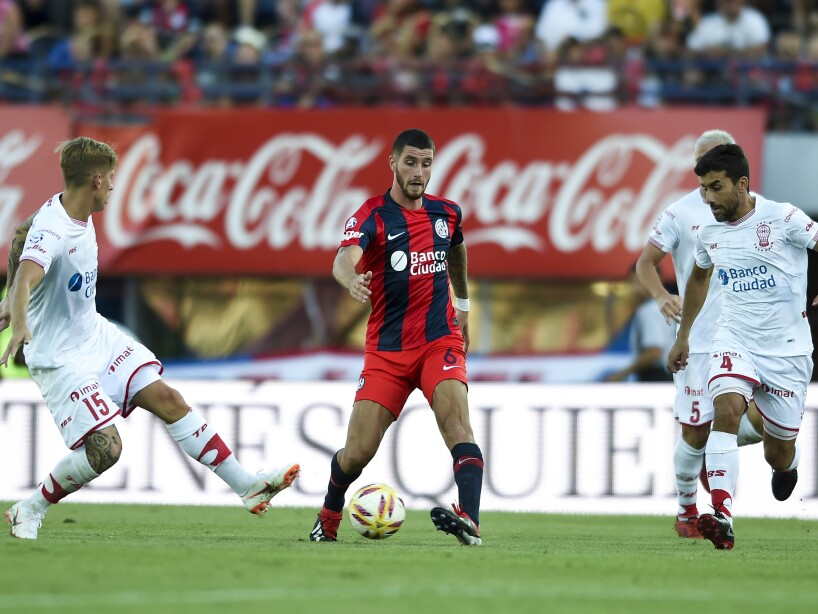 San Lorenzo v Huracan - Superliga 2018/19