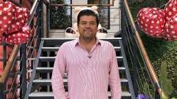 Así le propuso matrimonio Jorge 'El Burro' Van Rankin a su novia en el programa Hoy