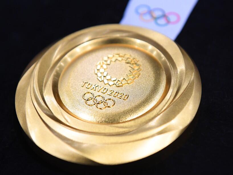 Las medallas de Tokio 2020