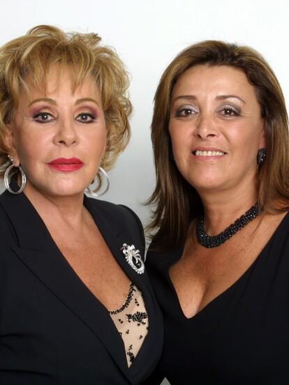 Silvia Pinal salió con Fernando Frade, ex de su hija Sylvia Pasquel. Conoce a los integrantes de estas familias que también compartieron pareja
