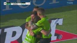¡Cayó el primer gol de Bravos en Primera División!