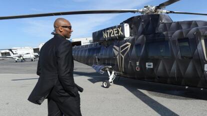 El helicóptero de Kobew Bryant, 'Mamba chopper', era una aeronave catalogada como una de las más seguras del mundo.