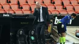 Zidane se pronuncia sobre Maradona