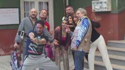 VIDEO: ¡Amor y drama en Vecinos!
