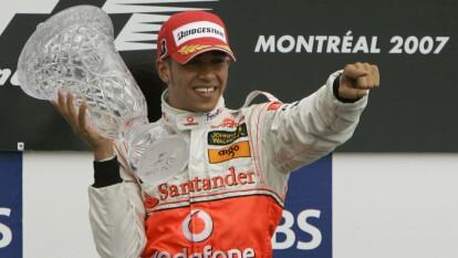 Se cumplen 13 años desde que Lewis Hamilton logró conquistar su primer Gran Premio en la Fórmula 1.