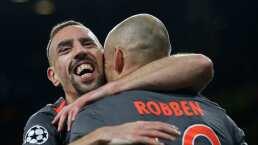 Ribéry le interesa al PSV tras inminente salida del 'Chucky'