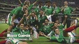 De dudar en jugar la Confederaciones a ser campeones en el Azteca