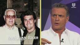 Juan Soler reconoce que lo más difícil de su vida fue desconectar a su padre: 'No lo supero'