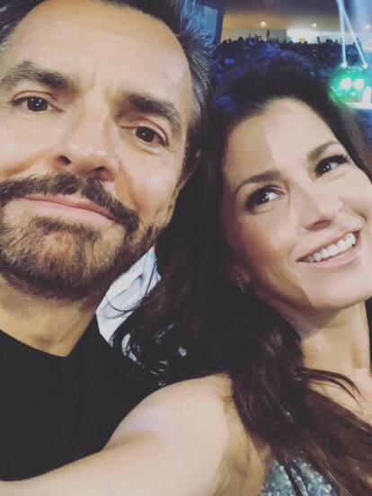 Eugenio Derbez y Alessandra Rosaldo celebran este 7 julio nueve años de casados. ¡Conoce la historia de amor de la pareja!