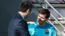 EXCLUSIVA | Bartomeu empieza a contemplar el retiro de Messi