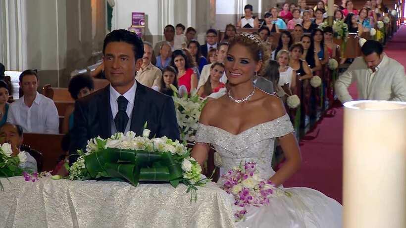 Capítulo Final: ¡Jesús y Alma por fin son marido y mujer!