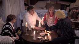 'Una familia de diez' se comunican con los espíritus