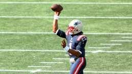 Cam Newton lidera la victoria de Patriots 11-21 sobre los Dolphins