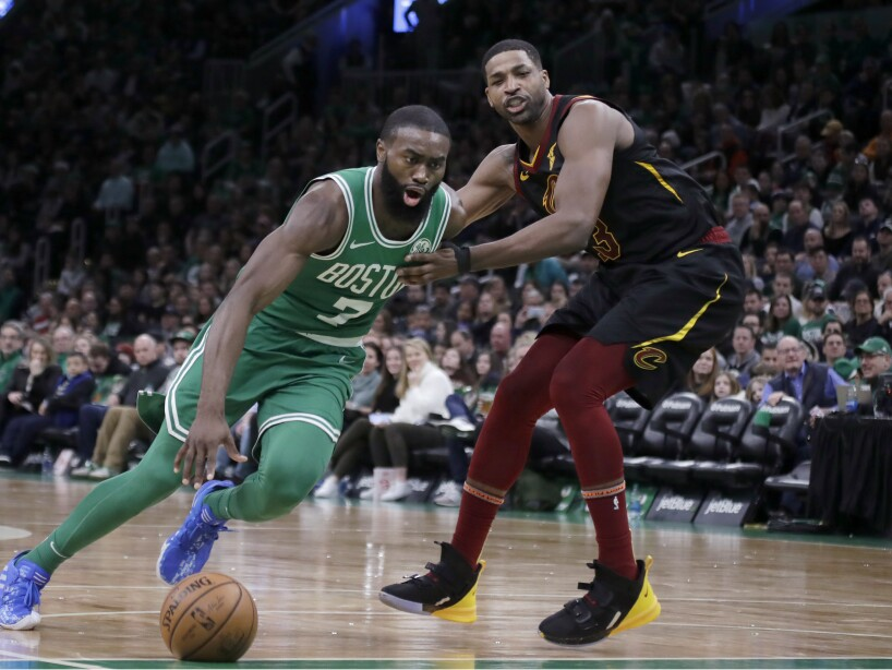 Jaylen Brown, Tristan Thompson