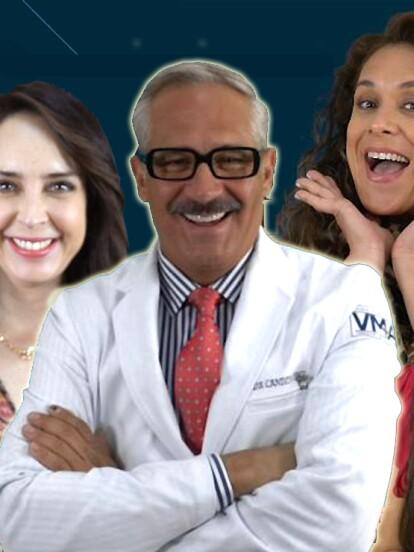 La nueva versión de la serie 'Dr. Cándido Pérez' comenzó grabaciones este 1 de marzo del 2021 y aquí te presentamos a los actores que integran el elenco.