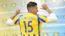 El futbol de estufa arde con posible regreso de Moreno