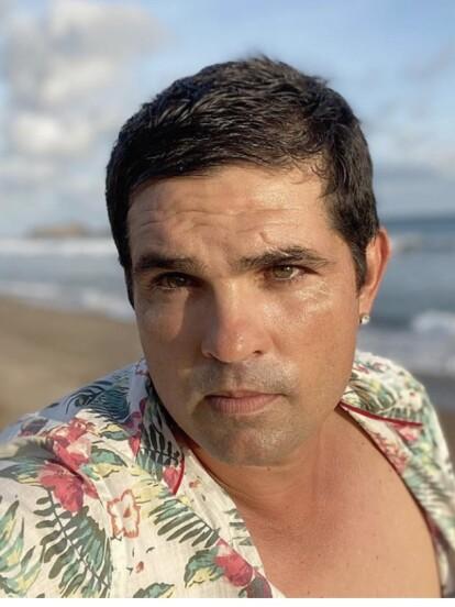 Después de su participación en 'Como tú no hay 2', Ferdinando Valencia y su familia realizaron un viaje a la playa, donde disfrutaron del mar por unos días.