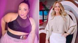 "Andrea Legarreta defiende a Michelle Rodríguez por ser una 'curvy girl': ""Si no te gusta, no significa que esté mal"""