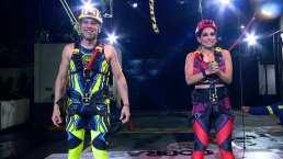 Guerreros 2021 Capítulo 13: Tania Rincón y Mauricio Barcelata se enfrentan en las alturas