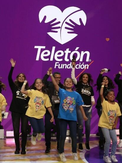 La meta del Teletón 2019 es de 367 millones 109 mil 205 pesos más un peso.
