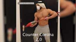 Counter Corona: Así sería un videojuego del coronavirus en la vida real