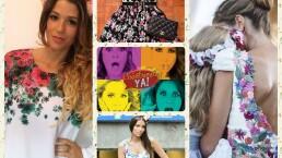 Moda: ¡Aprende a usar los estampados florales! 5 mayo 2016