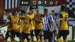 ¡El que sigue! Wolverhampton clasifica en la FA Cup