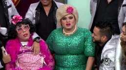Doña Pepona y Rosa Concha en 'De Aquí... Pa'rriba'