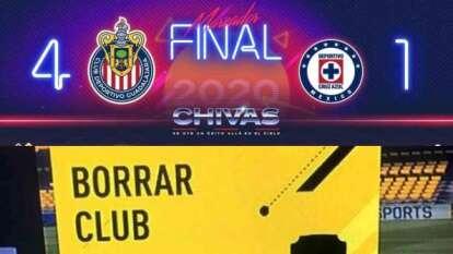 Cruz Azul continúa si conseguir puntos en la eLiga MX y esta vez fue goleado 4-1 por la Chivas de Fernando Beltrán.