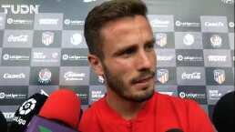 """Ñíguez, competidor de 'HH' en el Atlético: """"El míster lo tiene difícil"""""""