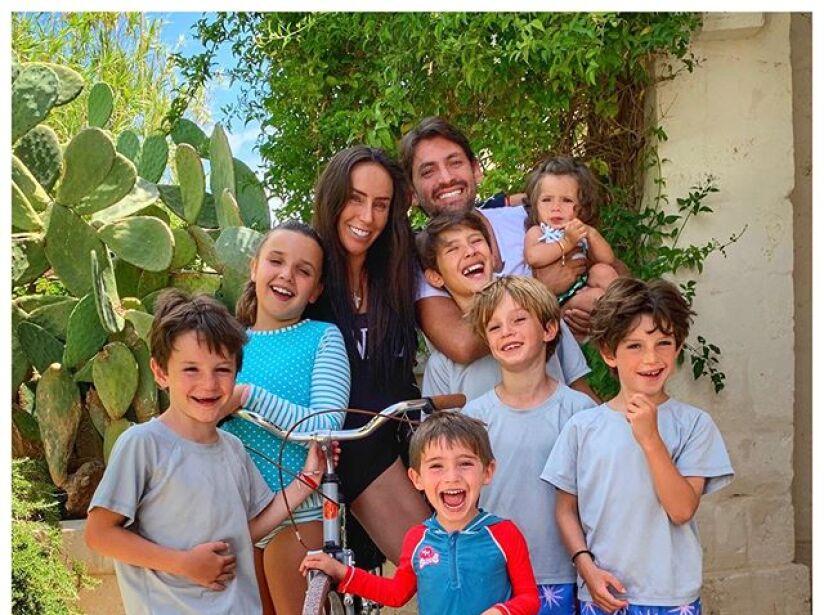 Famosos que son los 'conejitos' farándula: tienen más de 4 hijos