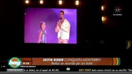 Justin Bieber conquista a las mexicanas, conoce los detalles de su primer concierto
