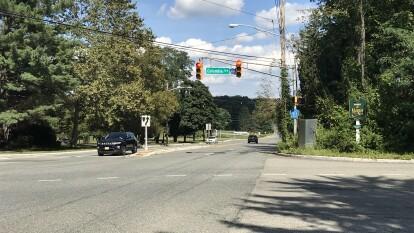 Las principales calles de Morristown apenas lucen automóviles. La tranquilidad es imperativa en la ciudad.