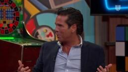 Roberto Palazuelos confiesa qué pasa en las escenas eróticas