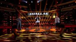 Batalla 6: El talento vocal del Team Lucero enamora a la antigua a su coach