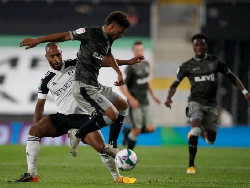 Fulham v Sheffield Wednesday - Carabao Cup Third Round