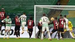 El Milan cumple en la Europa League, PSV no tanto