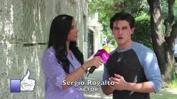 ¡Sergio Rogalto lucha por el amor de una gimnasta!