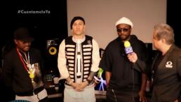 VIDEO: Los Black Eyed Peas regresan a México