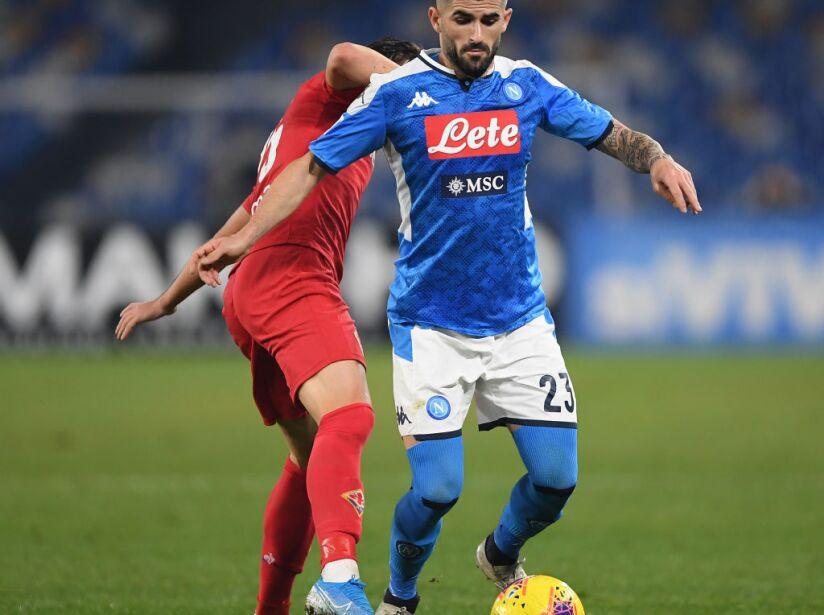 SSC Napoli v ACF Fiorentina - Serie A