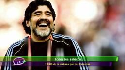 ESTE SÁBADO: Diego Torres en Cuéntamelo ya!... Al fin