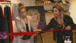 Magda Rodríguez recaudó 100 mil pesos con la venta de sus artículos de lujo