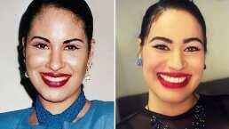 """Mira el sorprendente parecido que tiene esta tiktoker con Selena Quintanilla: """"Te pareces más que J.Lo"""""""
