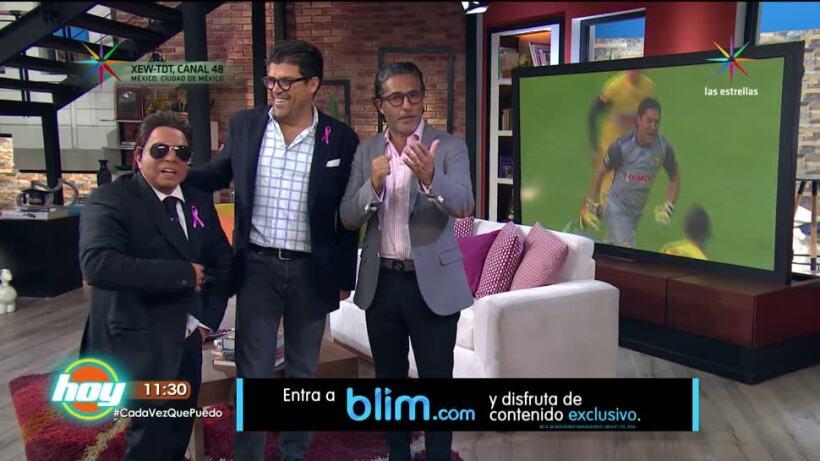 ¡Blim te trae el documental 100 años del Club América y te invita a conocer a los jugadores!