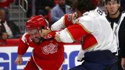 ¿Por qué se permiten las peleas en el hockey sobre hielo?