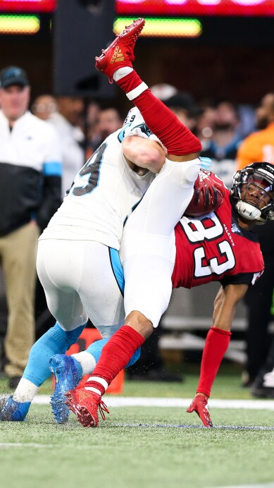 Carolina Panthers vAtlanta Falcons