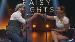 Mariazel y Faisy cuentan chistes prohibidos de Melón y Melames en Faisy Nights