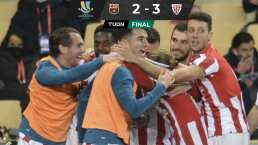 ¡Sorpresa! Athletic derrota al Barcelona y gana la Supercopa de España