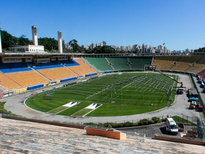 Pacaembu Football Stadium to Turn Into Field Hospital Due to the Coronavirus (COVID -19) Pandemic
