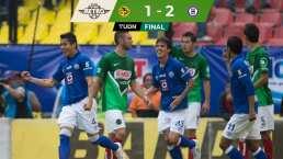 Futbol Retro | Cruz Azul se quedaba con el Clásico Joven del Clausura 2014